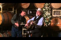 Compton & Newberry plat The Kentucky Waltz. Stonefield Winery.  October 2014